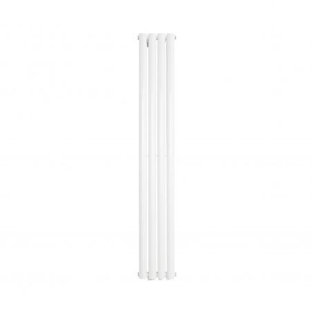 Grzejnik dekoracyjny pionowy Ultimate 2  w wielkości 160x24, kolor biały.