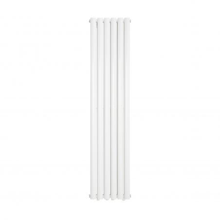 Grzejnik dekoracyjny pionowy Ultimate 2, w rozmiarze 160x36 kolor biały.